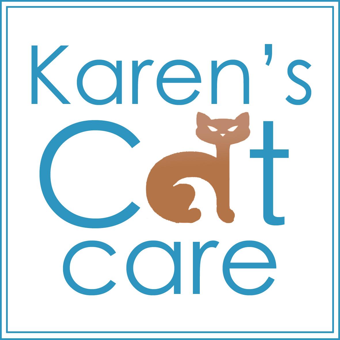 Karen's Cat Care logo